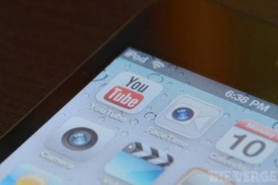 Google lan�a aplicativo do YouTube para iOS