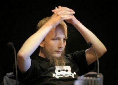 Cofundador do Pirate Bay é preso na Suécia