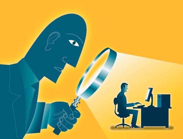 Programa espião pode captar tudo que você faz