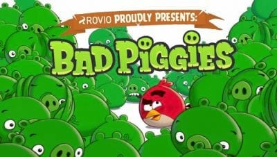 Rovio lança o game Bad Piggies, a revanche dos porquinhos verdes