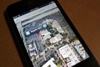 Apple pede desculpas aos usuários e recomenda os mapas do Google e Microsoft