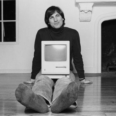 Steve Jobs já pensava em  iPad desde 1983
