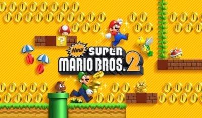 Pacotes do game New Super Mario Bros.2 já estão disponíveis
