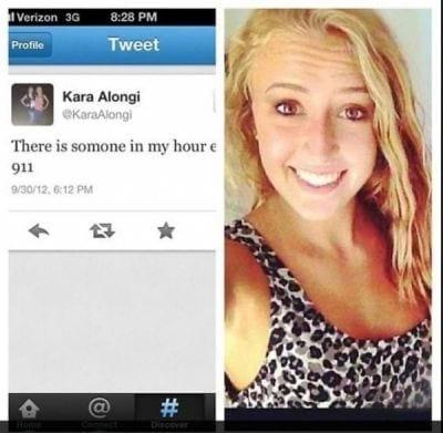 Garota desaparecida que pediu ajuda pelo Twitter voltou para casa