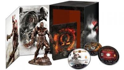 Sony confirma a distribuição no Brasil da coletânea God of War Omega