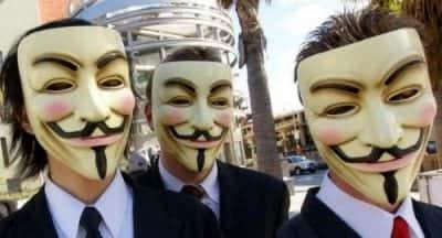 Grupo Anonymous suspende apoio ao WikiLeaks