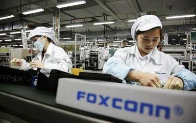 Foxconn assume trabalho infantil