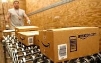 Amazon já tem endereço físico no Brasil