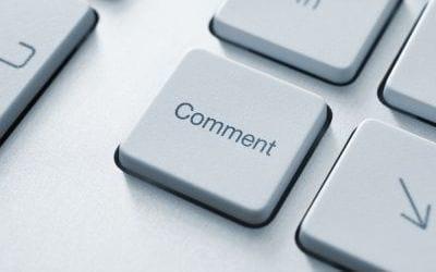 Nove maneiras de aumentar os comentários em seu blog