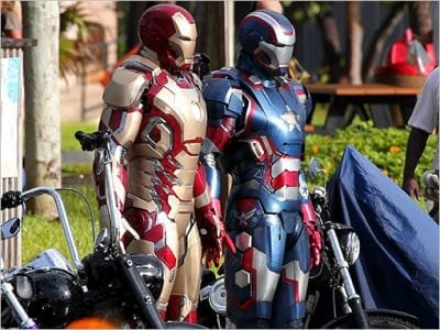 Trailer do filme Iron Man 3 é apresentado