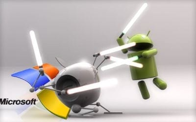 Pesquisa aponta que até 2016 o sistema operacional Android irá dominar o mercado
