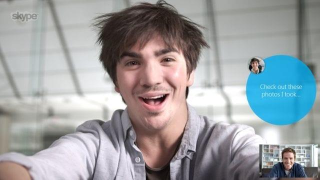 Microsoft lança Skype especial para Windows 8