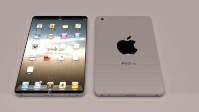 Termina primeiro estoque de iPad Mini