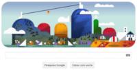 Google presta homenagem ao centenário Bondinho do Pão de Açúcar