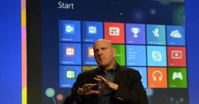 Windows 8 passa de 4 milhões de cópias vendidas