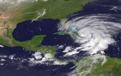 Como se formam os furacões?