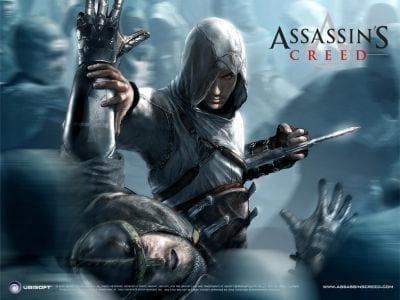 Assassin's Creed 3 recebe sua primeira atualização