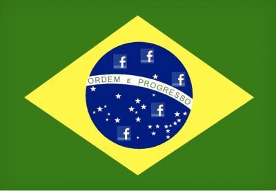 Povo brasileiro é apaixonado pelo Facebook