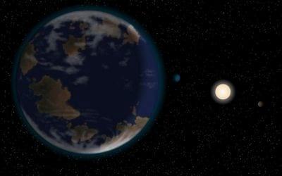 Grupo de astrônomos diz ter encontrado uma Superterra
