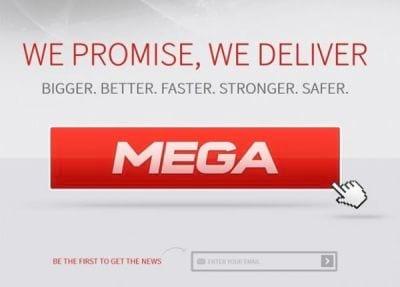Site Mega será hospedado na Nova Zelândia