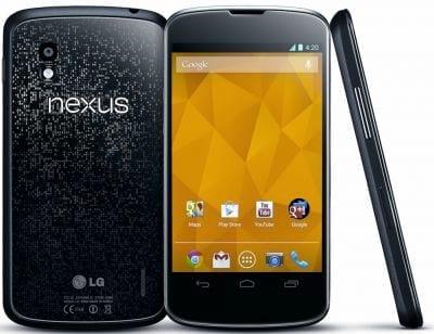 Nexus 4 tem seu estoque esgotado em menos de uma hora
