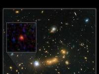 Galáxia mais distante do Universo é encontrada por astrônomos
