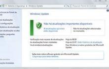 Como desativar/ativar o Windows Update