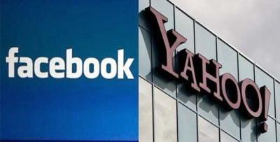 Facebook poderá firmar parceria com Yahoo!