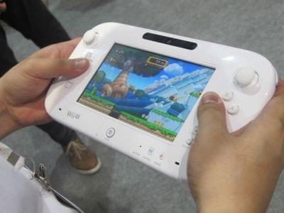 Wii U, da Nintendo, gera lucro através da venda de games