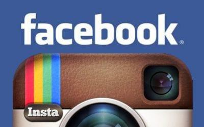 Facebook quer unir seus perfis com o Instagram