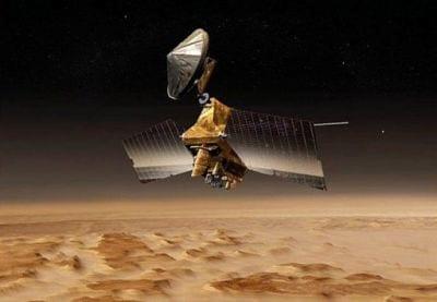 Opportunity observa tempestade de poeira em Marte
