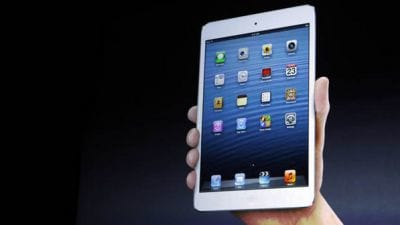 Anatel libera venda no Brasil do iPad 4 e iPad Mini