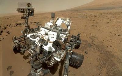 Nasa vai enviar sonda gêmea a Marte até 2020