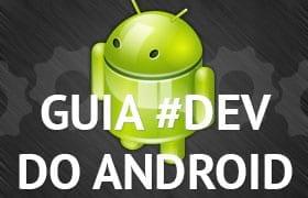 02 - Primeiro código em Android - Hello World [Guia #dev Android]
