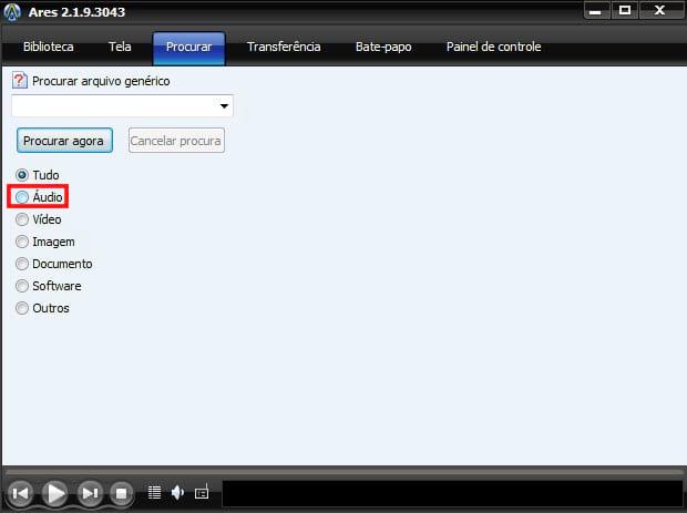 Como baixar músicas da internet?