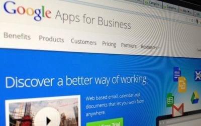 Google descontinua versão grátis do Google Apps for Business