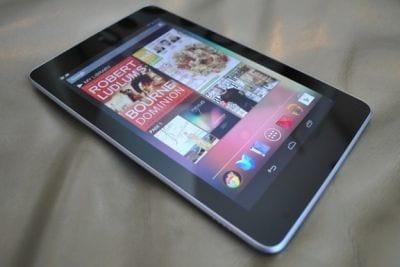 Nexus 7 estará disponível no Brasil somente em 2013