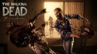 The Walking Dead: The Game, desbanca os favoritos na SVGA 2012