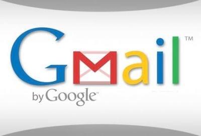 Gmail com problemas