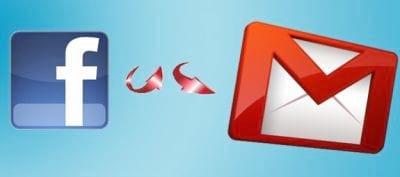 Gmail e Facebook apresentaram problemas de acesso nesta segunda-feira