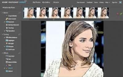 Como editar imagens online?