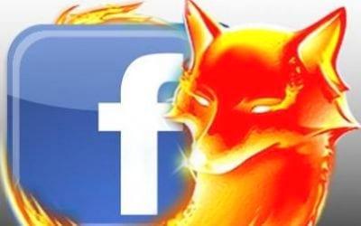 Como integrar o Facebook ao Firefox?