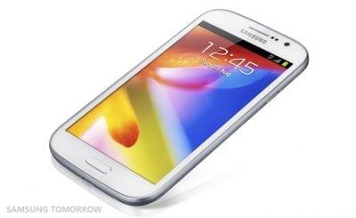 Samsung apresenta seu Galaxy Grand