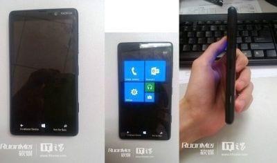 Vazam imagens na internet do novo smartphone da Nokia
