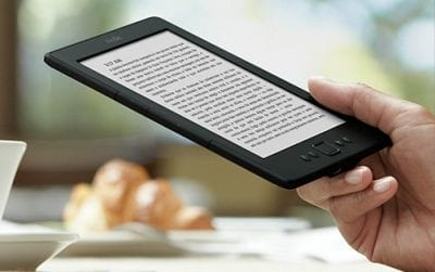Kindle começa a ser vendido no Brasil por R$ 299