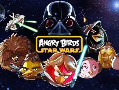 Angry Birds: Star Wars chega a rede social Facebook
