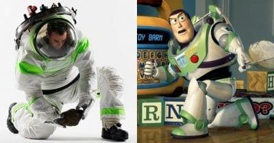 Novo traje da NASA foi desenhado por um fã de Toy Story?