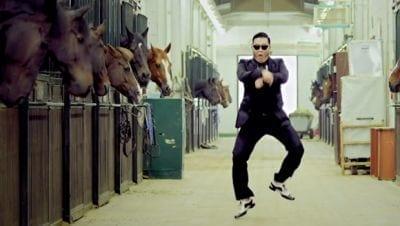 Hit Gangnam Style já foi visto um bilhão de vezes no YouTube