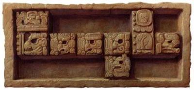 Hoje a homenagem é para os maias no Doodle do Google