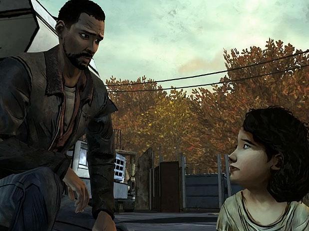 O jogo Walking Dead está liberado para iOS e XBLA